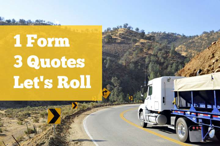 get the best trucking cargo insurance rate