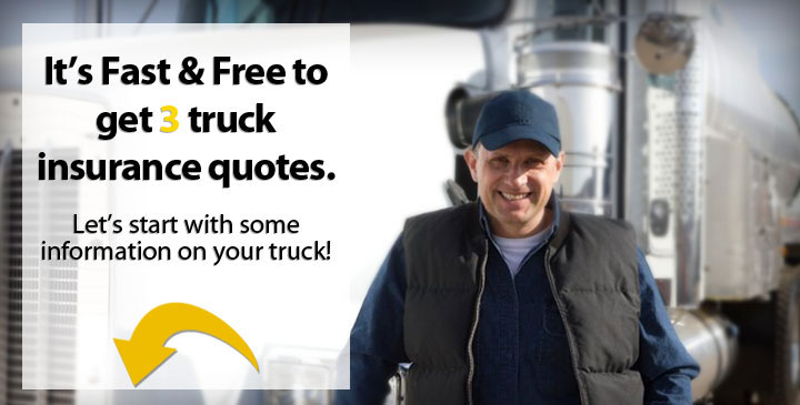 Commercial Truck Insurance Quote Request