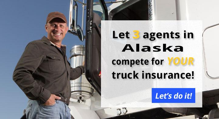 3 Alaska Commercial Truck Insurance Quotes