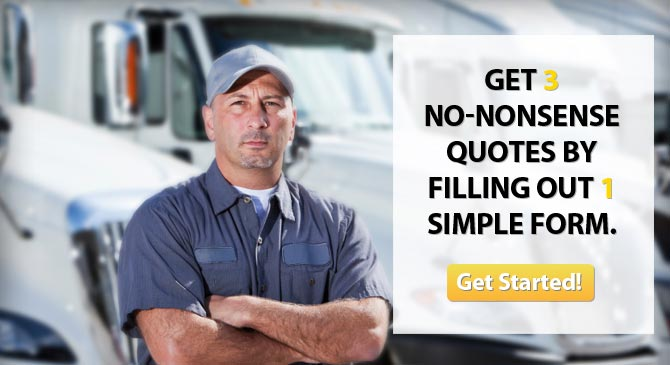 Get Three Commercial Truck Insurance Quotes
