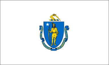 MA state flag