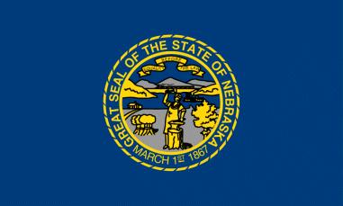 NE State Flag