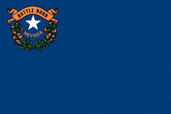 NV state flag