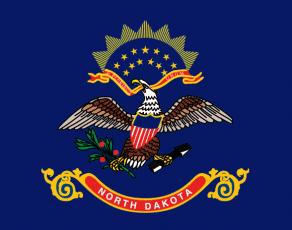 North Dakota State Flag