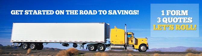 Get on the Road to Easy Truck Insurance Savings