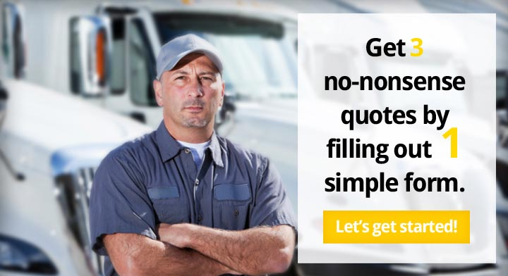 Get 3 Truck Insurance Quotes