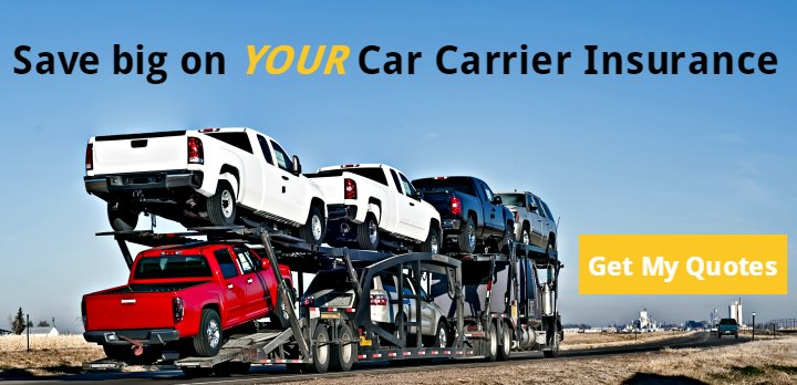 Car Transport Quote Gorgeous Car Hauler Insurance  Auto Transport Insurance  Car Carrier