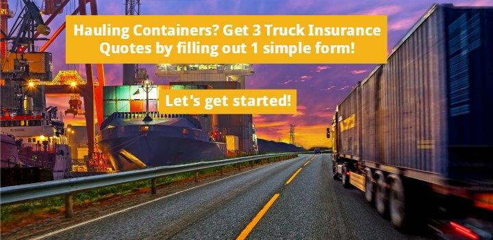 Intermodal Truck Insurance