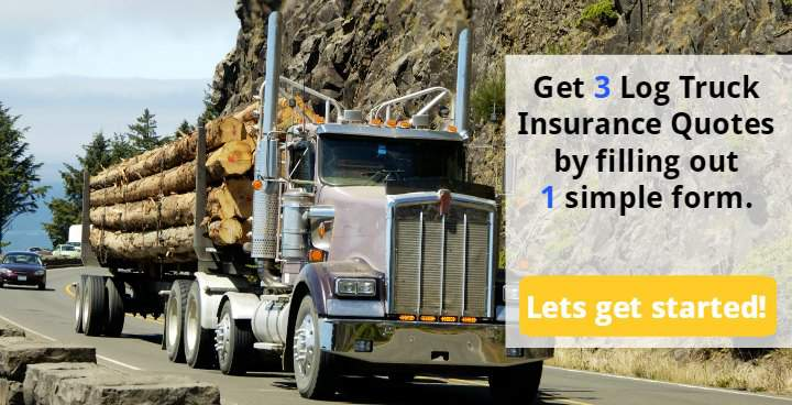 Logging Truck Insurance Quotes