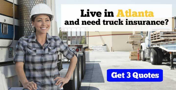 Truck Insurance in Atlanta, GA