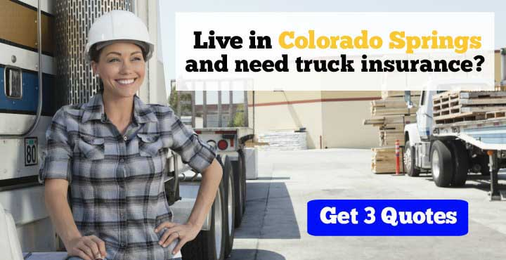 Trucking Insurance in Colorado Springs, CO