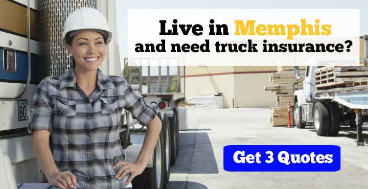 Trucking Insurance in Memphis, TN
