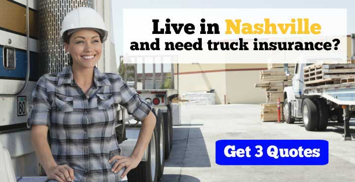 Trucking Insurance in Nashville, TN