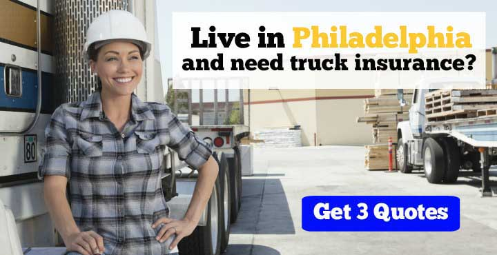 Trucking Insurance in Philadelphia, PA