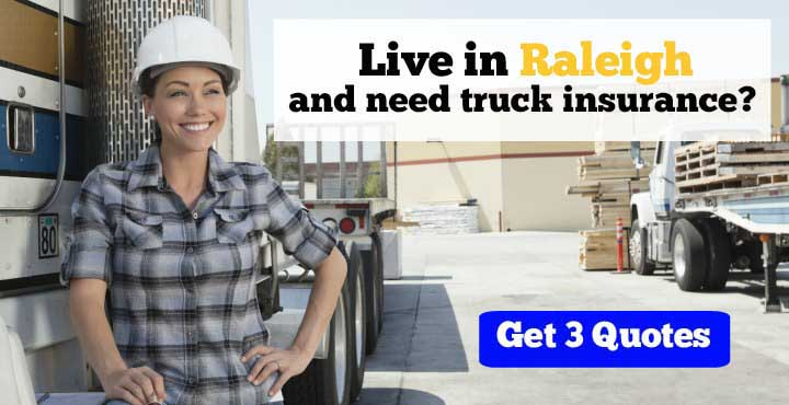 Trucking Insurance in Raleigh, NC