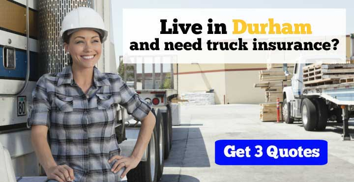 Durham trucking insurance quotes