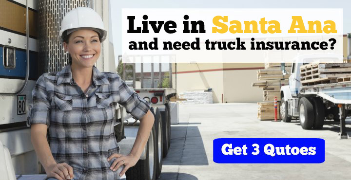 Santa Ana trucking insurance quotes