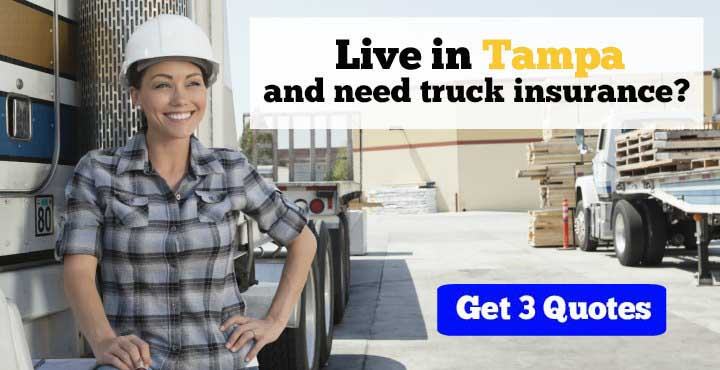 Tampa trucking insurance quotes