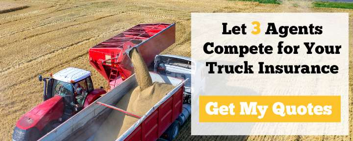 Agricultural Truck Insurance Quotes
