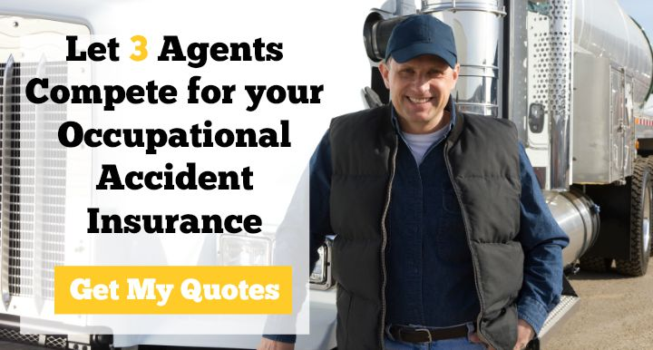Occupational Accident Insurance for Truckers