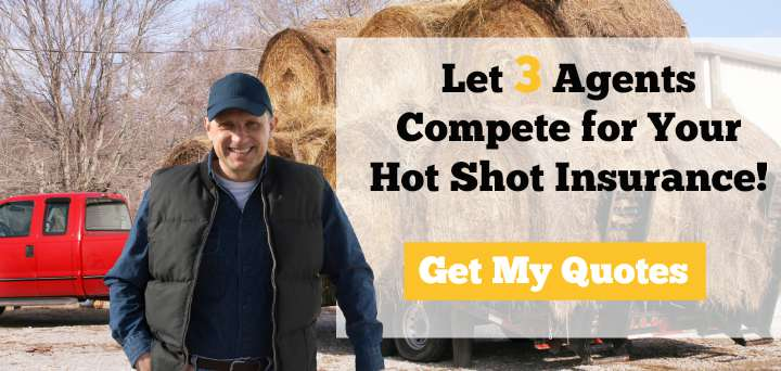 Hot shot truck insurance quotes