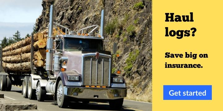 Log Truck Insurance Quotes
